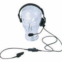 Kenwood Light Weight Single Muff Headset - Part #KHS-14