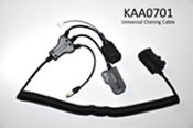 Bendix King Legacy / KNG Cloning Cable - Part #KAA0701