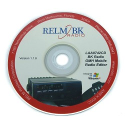 Bendix King PC Software for Older GMH Series Mobiles - Part #LAA0742CD