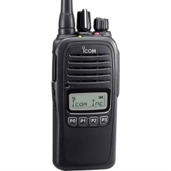 ICOM IC-F1000S 05 VHF Series Handheld Radio - Part # F1000S 05