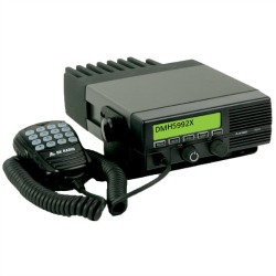 Bendix King Technologies P25 Digital DMH5992X VHF Series Mobile - Part # DMH5992X