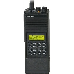 Bendix King Technologies Analog GPH5102X-CMD Commander VHF Series Handheld Radio - Part # GPH5102X-CMD