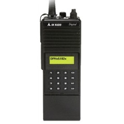 Bendix King Technologies P25 Digital DPHX5102X VHF Series Handheld Radio - Discontinued