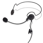 Otto Breeze Behind-the-Head Radio Headset w/Std. PTT