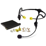 Otto Lightweight Dual Speaker Hurricane Radio Headset