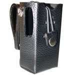 HYT Leather Carrying Case with Belt Loop - Part #LCBN37