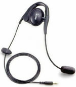ICOM Ear-Piece Type Headset - Part #HS-94