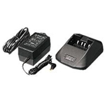 Kenwood Single Unit Rapid Rate Desktop Charger - Part #KSC-25SK