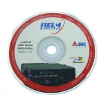 Bendix King PC Software for DMH Series Mobiles - Part #LAA0745