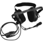 Kenwood Heavy Duty Noise Reduction Headset - Part #KHS-10-BH