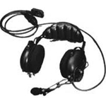 Kenwood Heavy Duty Noise Reduction Headset - Part #KHS-10-OH